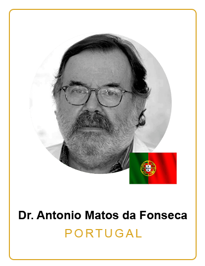 Dr. Antonio Matos Da Fonseca Portugal Speaker