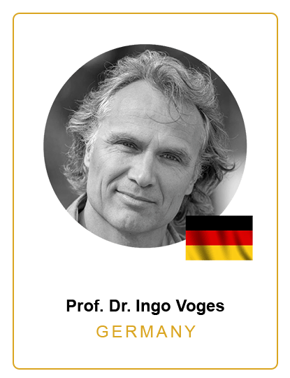 Prof. Dr. Ingo Voges Germany Speaker