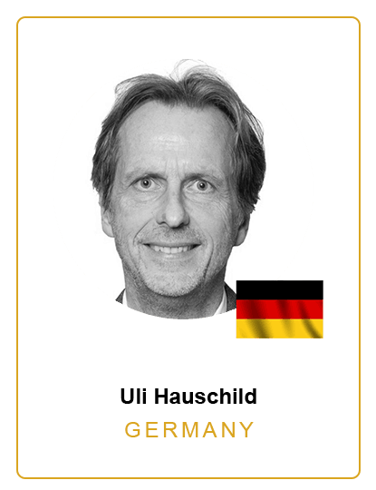 Uli Hauschild Germany Speaker